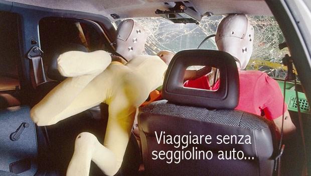 attraente e resistente offrire marchio popolare Viaggi senza seggiolino auto? Tuo figlio è in pericolo.