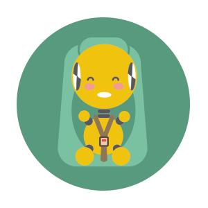 App per bambini Vai sul sicuro